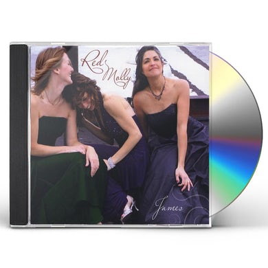 Red Molly JAMES CD