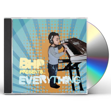 Hero BHP PRESENTS EVERYTHING CD