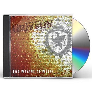 Griffon WEIGHT OF WATER CD
