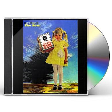 Seas LET'S FAKE IT CD