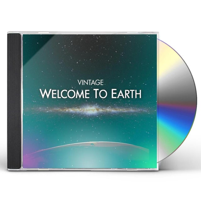 Vintage WELCOME TO EARTH CD