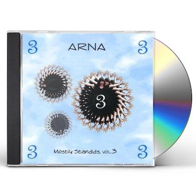 ARNA MOSTLY STANDIDS 3 CD