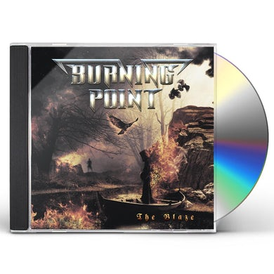 Burning Point THE BLAZE CD