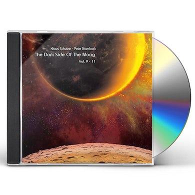 Klaus Schulze DARK SIDE OF THE MOOG 9-11 CD