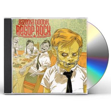 Aesop Rock BAZOOKA TOOTH CD