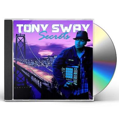 Tony Sway SECRETS CD
