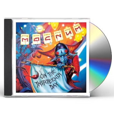 Magnum ON THE 13TH DAY CD