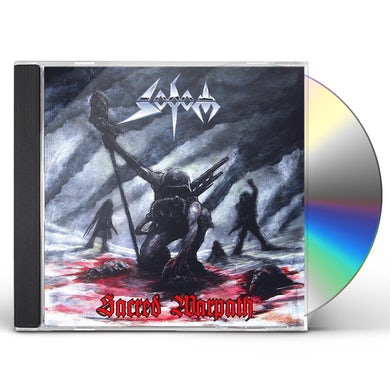 Sodom SACRED WARPATH CD