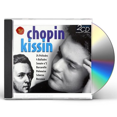 Evgeny Kissin CHOPIN/KISSIN CD
