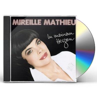 Mireille Mathieu IN MEINEM HERZEN CD
