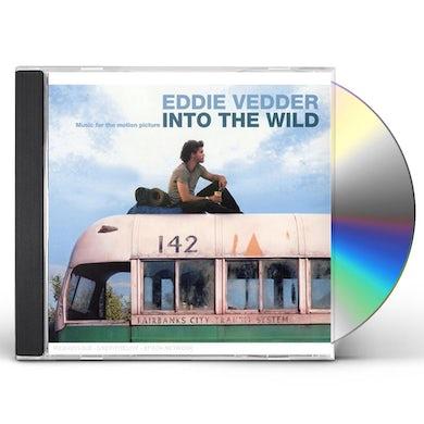 Eddie Vedder INTO THE WILD Original Soundtrack CD