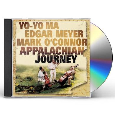 Yo-Yo Ma APPALACHIAN JOURNEY CD