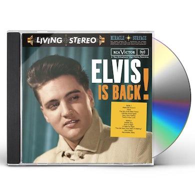 Elvis Presley IS BACK: LEGACY EDITION CD