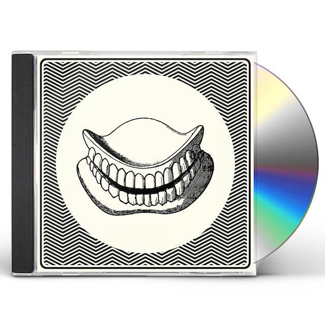 Hookworms HUM CD