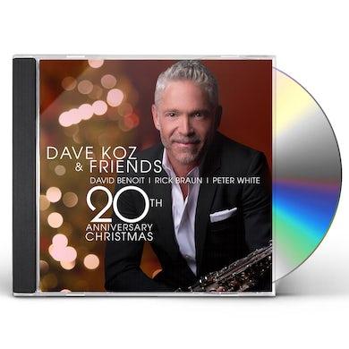 Dave Koz & Friends 20th Anniversary Christmas CD