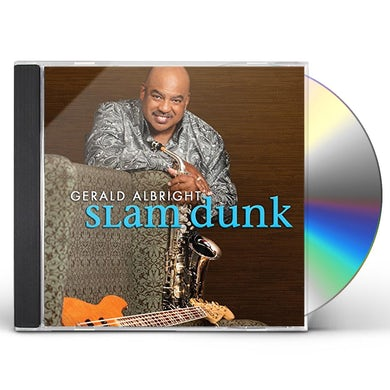 Gerald Albright SLAM DUNK CD