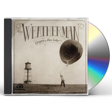 Gregory Alan Isakov WEATHERMAN CD