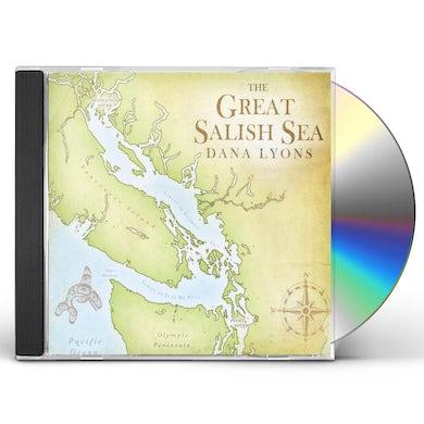 Dana Lyons GREAT SALISH SEA CD