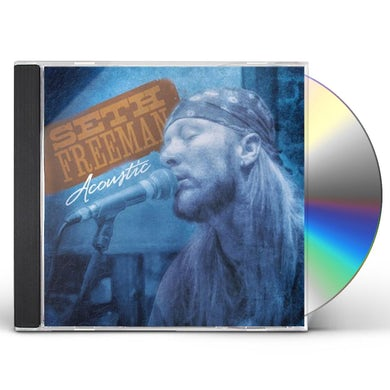 Seth Freeman ACOUSTIC CD