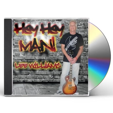 Lee Williams HEY HEY MAN CD