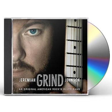 Jeremiah Johnson GRIND CD