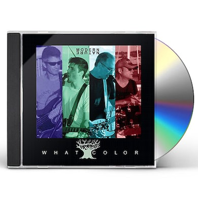 Modern Nature WHAT COLOR CD