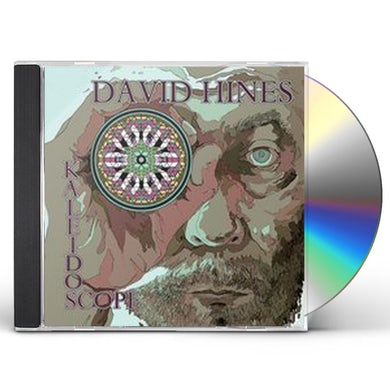 David Hines KALEIDOSCOPE CD