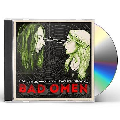 LONESOME WYATT BAD OMEN CD