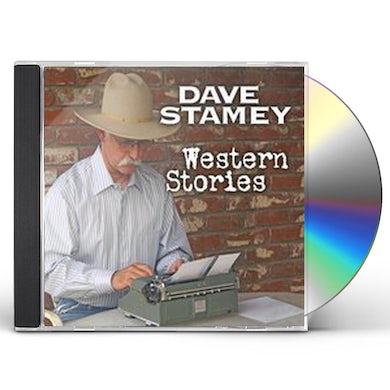 Dave Stamey WESTERN STORIES CD