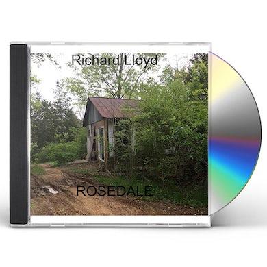 Richard Lloyd ROSEDALE CD