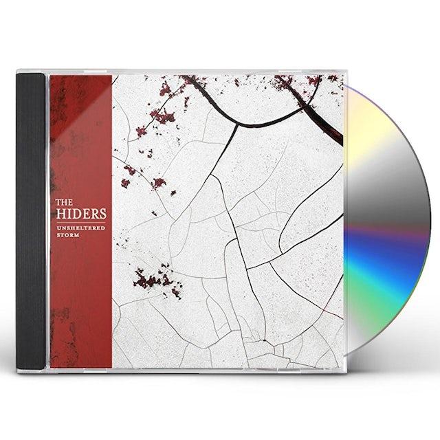 HIDERS UNSHELTERED STORM CD