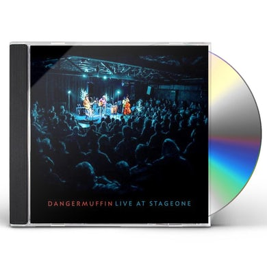 Dangermuffin LIVE AT STAGEONE CD