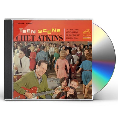 Chet Atkins TEEN SCENE CD
