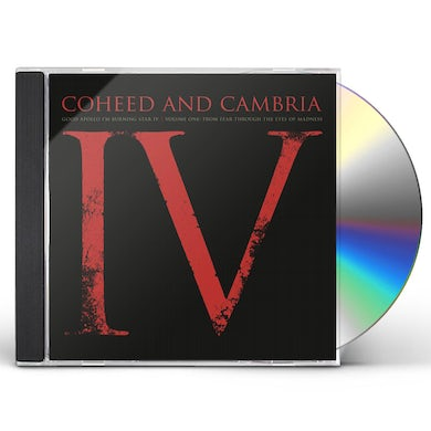 Coheed and Cambria GOOD APOLLO I'M BURNING STAR IV VOLUME ONE: FROM CD