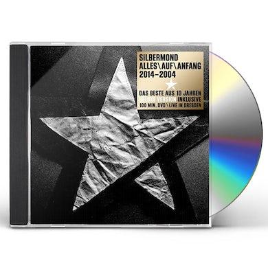 Silbermond ALLES AUF ANFANG 2014-04 CD