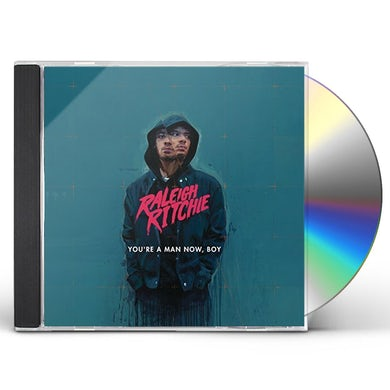 Raleigh Ritchie YOU'RE A MAN NOW BOY CD