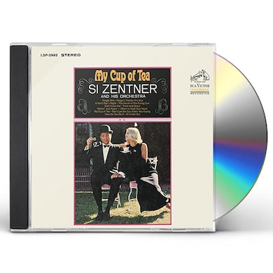 Si Zentner MY CUP OF TEA CD