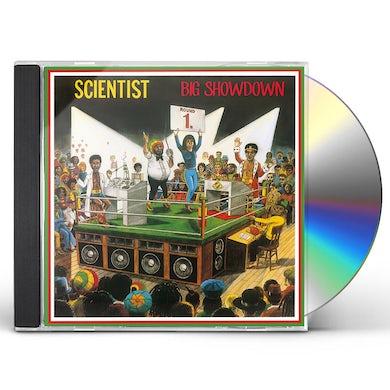 Scientist BIG SHOWDOWN CD
