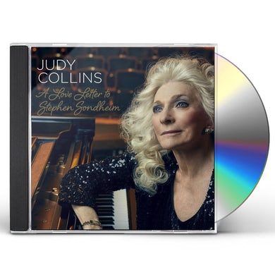 Judy Collins A LOVE LETTER TO STEPHEN SONDHEIM CD