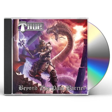 Thor BEYOND THE PAIN BARRIER CD