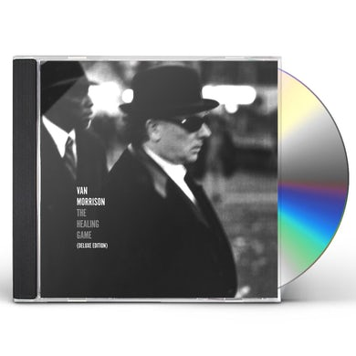 Van Morrison HEALING GAME CD