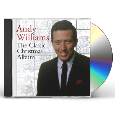 Andy Williams CLASSIC CHRISTMAS ALBUM CD