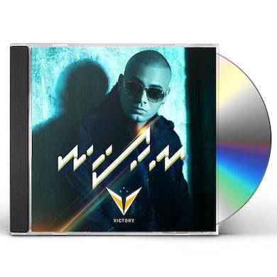 Wisin VICTORY CD