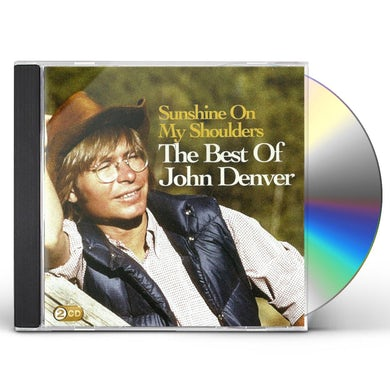 John Denver SUNSHINE ON MY SHOULDERS: BEST OF (GOLD SERIES) CD