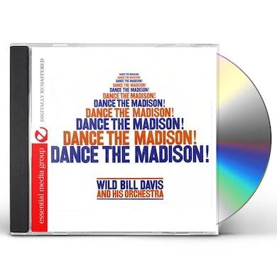 Wild Bill Davis DANCE THE MADISON CD