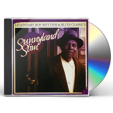 Sunnyland Slim LEGENDARY BOP RHYTHM & BLUES CLASSICS CD