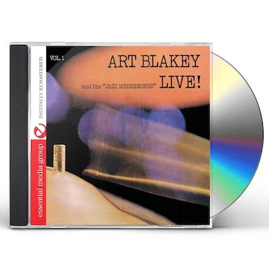 Art Blakey LIVE VOL 1 CD