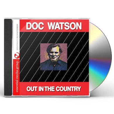 Doc Watson OUT IN THE COUNTRY CD