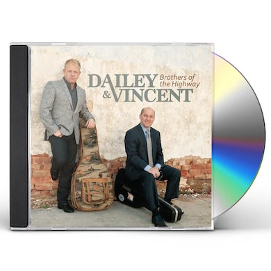 Dailey & Vincent BROTHERS OF THE HIGHWAY CD