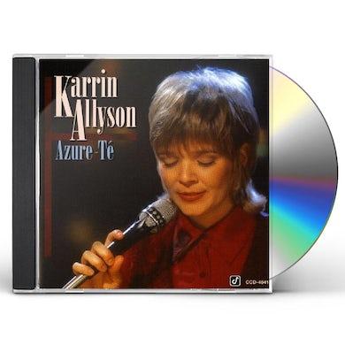 Karrin Allyson AZURE-TE CD